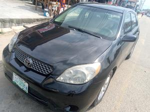 Toyota Matrix 2004 Black   Cars for sale in Rivers State, Port-Harcourt