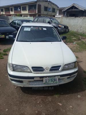Nissan Primera 2002 Wagon White | Cars for sale in Ekiti State, Ado Ekiti