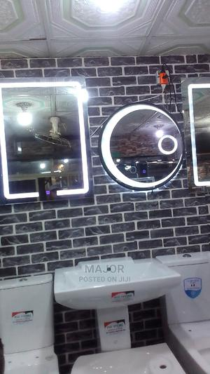 Led Light Mirror   Home Accessories for sale in Lagos State, Orile