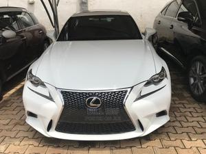 Lexus IS 2015 White | Cars for sale in Abuja (FCT) State, Lokogoma