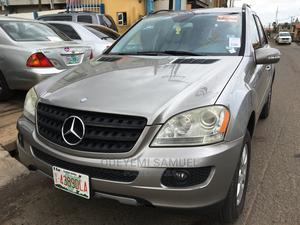 Mercedes-Benz M Class 2010 ML 350 4Matic Gray | Cars for sale in Lagos State, Ifako-Ijaiye