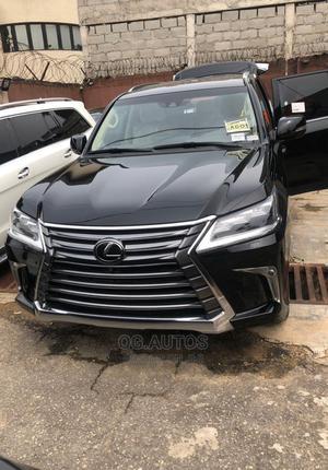 Lexus LX 2018 Black | Cars for sale in Lagos State, Lekki