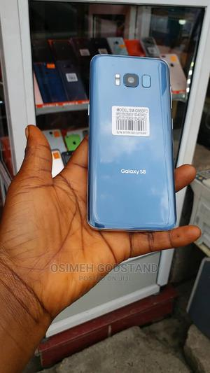 Samsung Galaxy S8 64 GB Blue | Mobile Phones for sale in Lagos State, Apapa