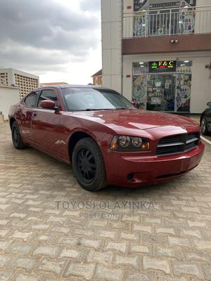 Dodge Charger 2010 3.5L Red | Cars for sale in Abuja (FCT) State, Durumi