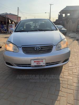 Toyota Corolla 2006 LE Silver   Cars for sale in Lagos State, Alimosho