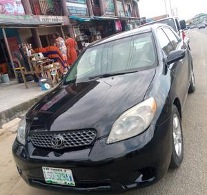 Toyota Matrix 2003 Black   Cars for sale in Rivers State, Port-Harcourt