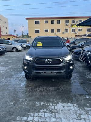Toyota Hilux 2016 SR5 4x4 Black   Cars for sale in Lagos State, Lekki