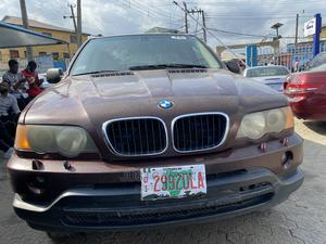 BMW X5 2002 Red | Cars for sale in Lagos State, Ikeja
