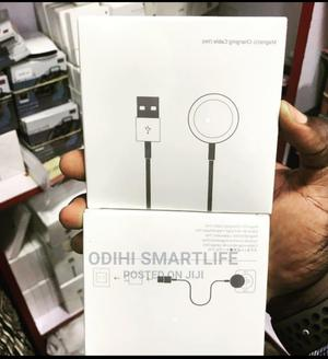 Wireless Magnetic Charger for Apple Watches | Accessories for Mobile Phones & Tablets for sale in Lagos State, Ikeja
