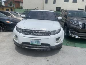 Land Rover Range Rover Evoque 2013 Pure Plus AWD White | Cars for sale in Lagos State, Lekki