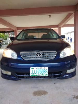 Toyota Corolla 2003 Sedan Automatic Blue | Cars for sale in Lagos State, Ajah