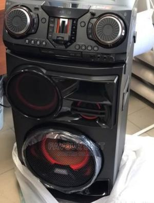 ✓LG Xboom 3500watt Powerful Sound (CLS98F) Heavy Bass BT | Audio & Music Equipment for sale in Lagos State, Ojo