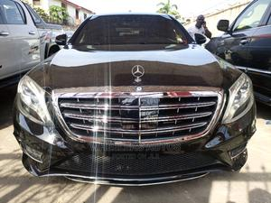 Mercedes-Benz S Class 2016 Black   Cars for sale in Lagos State, Amuwo-Odofin