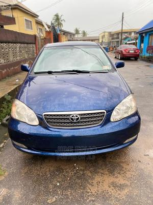 Toyota Corolla 2004 Blue | Cars for sale in Lagos State, Oshodi