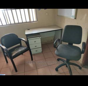 Reading Table and 2 Chairs | Furniture for sale in Edo State, Benin City