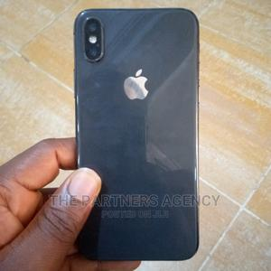 Apple iPhone X 64 GB Black   Mobile Phones for sale in Abuja (FCT) State, Wuse 2
