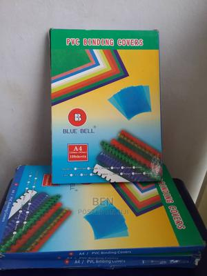 PVC Binding Cover | Stationery for sale in Abuja (FCT) State, Lugbe District