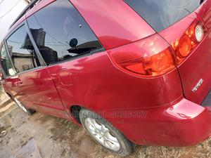 Toyota Sienna 2007 Red   Cars for sale in Rivers State, Port-Harcourt