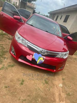 Toyota Camry 2013 Red | Cars for sale in Ondo State, Akure