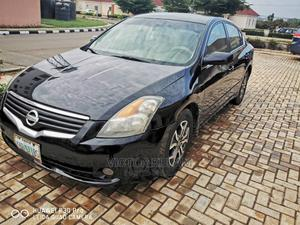 Nissan Altima 2009 2.5 Black   Cars for sale in Abuja (FCT) State, Apo District