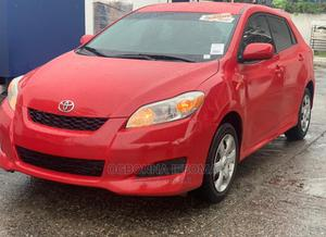 Toyota Matrix 2009 Red | Cars for sale in Lagos State, Surulere
