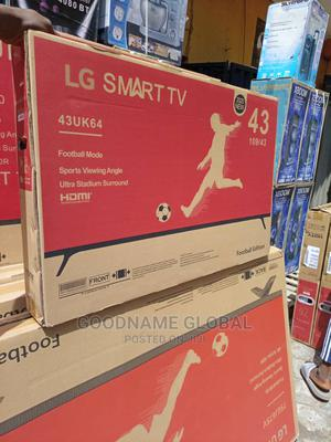 """LG Smart TV, 43"""" Inches.   TV & DVD Equipment for sale in Lagos State, Ojo"""