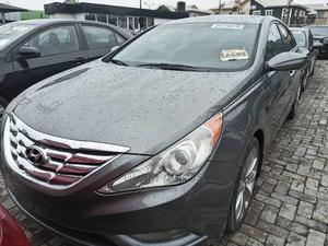 Hyundai Sonata 2011 Gray | Cars for sale in Lagos State, Ajah