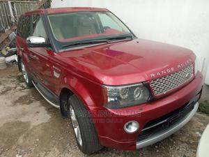 Land Rover Range Rover Sport 2006 Red | Cars for sale in Lagos State, Ikeja