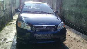 Toyota Corolla 2005 Verso 1.6 VVT-i Blue | Cars for sale in Lagos State, Mushin
