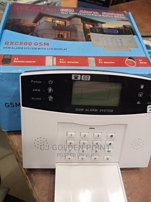 Gsm Wireless Lcd Home Burglar Alarm System   Safetywear & Equipment for sale in Lagos State, Ikeja