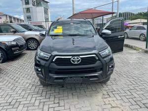 Toyota Hilux 2016 Black | Cars for sale in Lagos State, Lekki