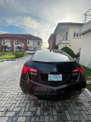 Acura ZDX 2011 Base AWD Red | Cars for sale in Lagos State, Lekki