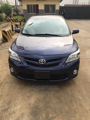 Toyota Corolla 2013 Blue | Cars for sale in Rivers State, Port-Harcourt