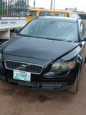 Volvo V50 2005 2.4 Automatic Black | Cars for sale in Lagos State, Ikorodu