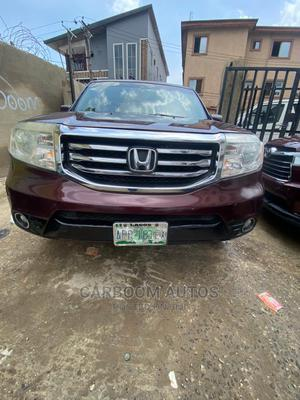 Honda Pilot 2013 EX 4dr SUV (3.5L 6cyl 5A) Other   Cars for sale in Lagos State, Ogba