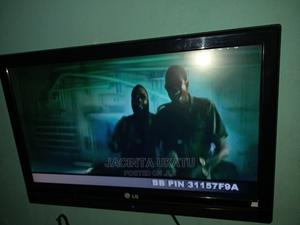 LG LED Television 24 Inches With DVD and Remote Control | TV & DVD Equipment for sale in Anambra State, Idemili