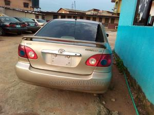 Toyota Corolla 2006 LE Gold   Cars for sale in Lagos State, Ikorodu
