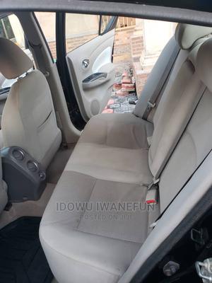 Nissan Almera 2014 Black | Cars for sale in Lagos State, Ojodu