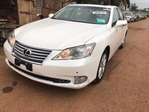 Lexus ES 2010 350 White | Cars for sale in Ogun State, Ikenne