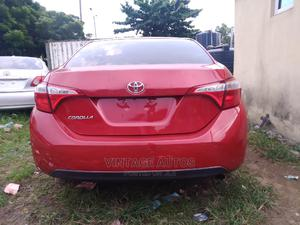 Toyota Corolla 2016 Red   Cars for sale in Lagos State, Ikeja