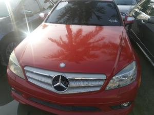 Mercedes-Benz C300 2008 Red | Cars for sale in Lagos State, Lekki
