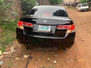 Honda Accord 2012 Black | Cars for sale in Lagos State, Ikeja
