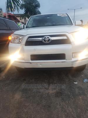 Toyota 4-Runner 2013 White | Cars for sale in Lagos State, Ikeja