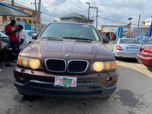 BMW X5 2003 Brown | Cars for sale in Lagos State, Agege