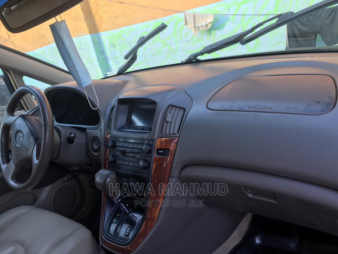 Archive: Lexus RX 2003 Black