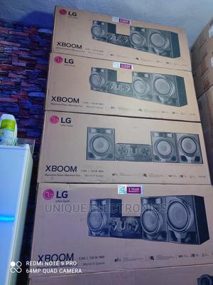 New One LG X BOOM 720watts CJ45 Powerful Bass+ Bluetooth   Audio & Music Equipment for sale in Lagos State, Ojo