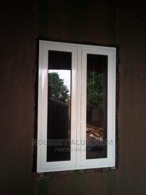 3 Fit by 5 Casement Windows With Protector | Windows for sale in Anambra State, Onitsha