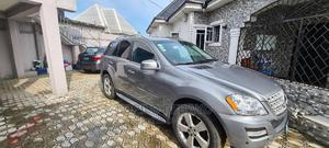 Mercedes-Benz M Class 2011 ML 350 4Matic Gray | Cars for sale in Rivers State, Obio-Akpor