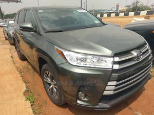 Toyota Highlander 2018 Green | Cars for sale in Lagos State, Isolo