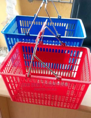 High Quality Strong Supermarket Shopping Basket | Store Equipment for sale in Lagos State, Ikeja